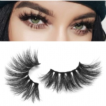 25MM 3D Silk Lashes LA Series